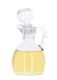 Vinegar in glass carafe Royalty Free Stock Photography