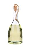 Vinegar in glass carafe. Stock Image