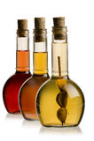 Vinegars Royalty Free Stock Photography