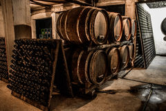 Winery Stock Image