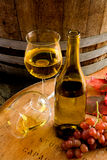 Vineyarde Still Life stock photography