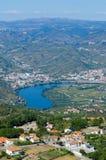Vineyars in Douro Valley Stock Photos