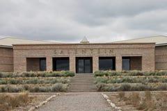 vingård för argentina mendozasalentein arkivfoto