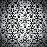 Vingage sömlös blom- modell vektor illustrationer