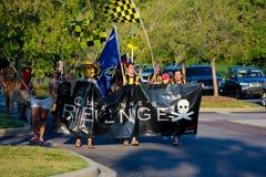 Vingança da rainha Anne, Charleston, SC Fotografia de Stock Royalty Free