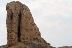 Vingerklip skała Fotografia Stock