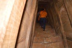 Vinh Moc tunnel Royalty Free Stock Photos