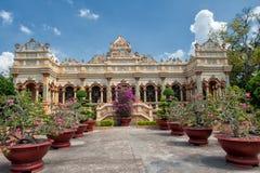 Vinh Trang Pagoda, Vietnam Royalty Free Stock Images