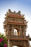 Vinh Trang Pagode Stockfotos
