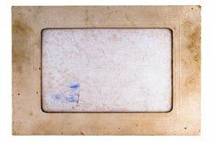 Vinheta de papel velha para a foto 1 Fotografia de Stock