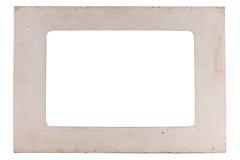 Vinheta de papel velha para a foto 3 Fotos de Stock