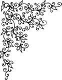 Vinheta floral CLXV Imagens de Stock Royalty Free