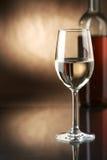 Vinho branco Fotos de Stock