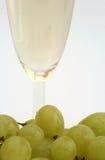 Vinho branco Fotografia de Stock Royalty Free