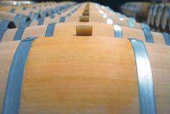 Vinho cellars01 Fotos de Stock Royalty Free