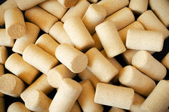 Vinho Cork Background foto de stock
