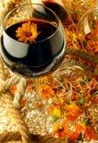 Vinho da flor Imagem de Stock Royalty Free
