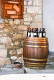 Vinho de Italia Foto de Stock Royalty Free