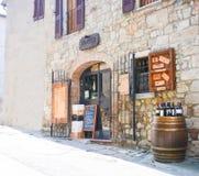 Vinho de Italia Imagem de Stock Royalty Free