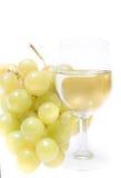 Vinho de vidro fotografia de stock royalty free