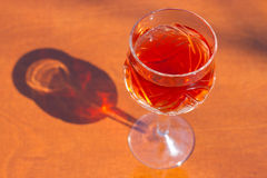Vinho do mel Fotografia de Stock