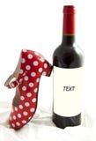 Vinho espanhol Foto de Stock Royalty Free