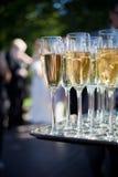 Vinho espumante Fotografia de Stock Royalty Free