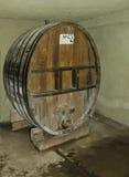 Vinho Hogshead imagens de stock