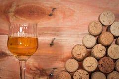 Vinho italiano Imagens de Stock Royalty Free