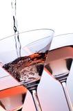 Vinho Sparkling Imagens de Stock