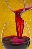Vinho tinto Imagem de Stock Royalty Free