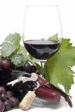 Vinho vermelho. Fotografia de Stock Royalty Free