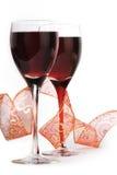 Vinho vermelho Foto de Stock Royalty Free