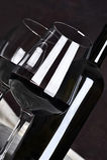 Vinho vermelho no frasco Fotos de Stock Royalty Free