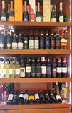 Vinhos italianos Imagem de Stock Royalty Free