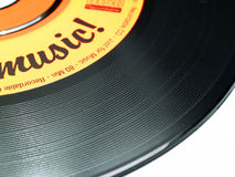 Vinil cdr2 Royalty Free Stock Photography
