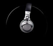 Vinil DJ Fotografia de Stock Royalty Free