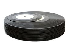 Vinil record Stock Photography
