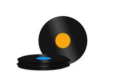 Vinile record Immagine Stock