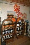 Vinincontro to the shelter of Candelo-Italy Stock Photos
