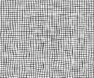 Vinka överlappande bakgrund för bandet - enkel textur för din design också vektor för coreldrawillustration svart white Arkivfoton