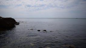 Vinkande hav lager videofilmer