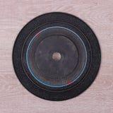 Vinkelmolar Disk Arkivfoto