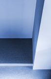 Vinklar och takbakgrund av rummet Arkivbilder