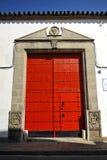 Vinkällare, Bodega, Sanlucar de Barrameda, Cadiz, Spanien Arkivbilder