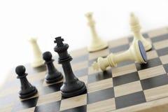 Vinnande strategi royaltyfri bild