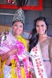 Vinnare av fröcken Daliao 2014 Royaltyfria Foton