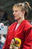 Vinnare Elena Bondareva Royaltyfri Fotografi