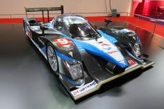 vinnare för 908 Le Mans peugeot Arkivfoto
