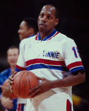 Vinnie Johnson, Detroit Pistons Stock Photography